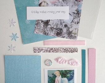 Artist Trading Card Kit December 2015