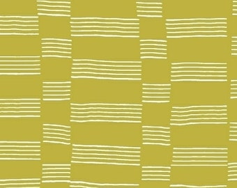 Windham Fabrics- Lucky- Etapp in Queen Olive - Lotta Jansdotter