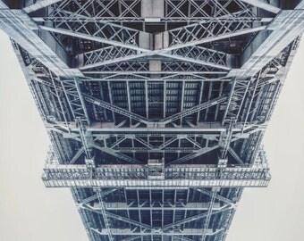 Sydney Harbour Bridge Art Photography