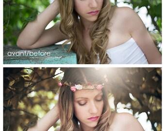 Photoshop collection Rapunzel - 2 action