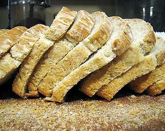 Country White Bread, Loaf Bread