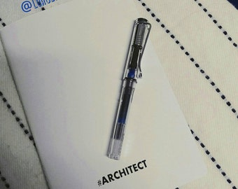 A5 sketch book for #Architect