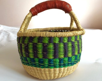 Mini African Basket