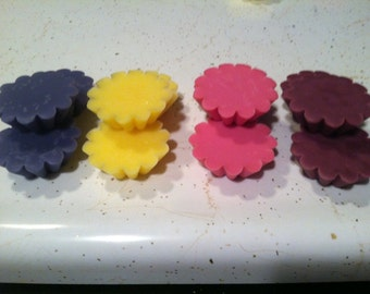 Homemade Double Scented Wax Melts 3 per pack
