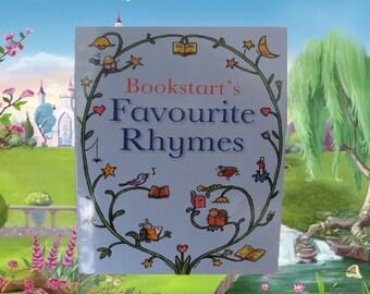 Bookstart's Favpirite Rhymes