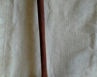 New Handmade cherry wooden spoon