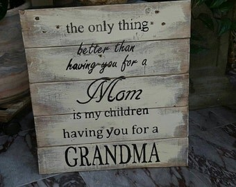 Love your nother and their grandmother.