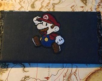 Mario Clutch Wallet