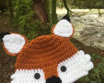 Frolicking Fox hat