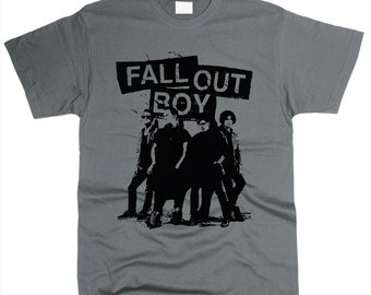 Fall Out Boy Men T-Shirt