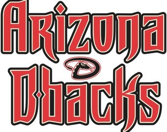 Arizona Diamondbacks Decal/Sticker