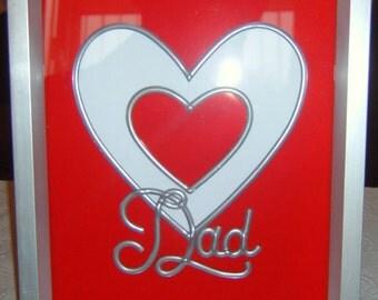 Dad (Heart)