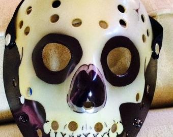 Skull Hockey Mask