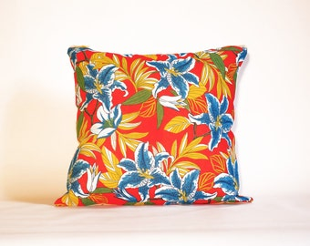 Cushion cover / Pillow BEIJA-FLOR