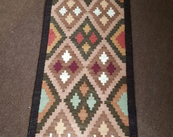 unique handwoven wool rugs