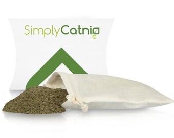 Simply Catnip Premium Extra Strong Canadian Bud Catnip