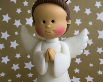 Angels for top of cake, gifts & souvenirs