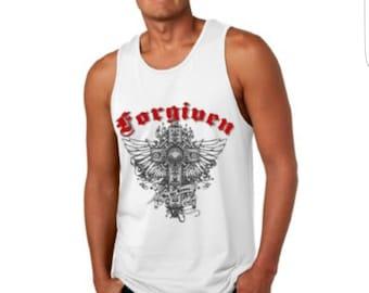 Mens Forgiven Tank Top