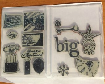 Stampin Up - variety of stamps