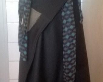 Asymmetric Skirt size 38/40