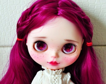 OOAK custom blythe doll (Display Only)