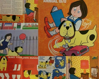 Mary Mungo and Midge Annual 1970 based on the BBC television series