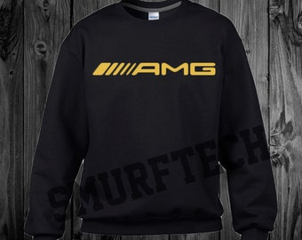 MERCEDES-BENZ AMG Crewneck Sweater - Multiple Color Choices