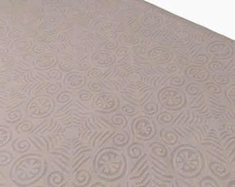 Luxury Handmade cutwork carving cotton bedsheet,handmade applique patch work bedspread,Table cover,Scalloped Edge Tablecloth