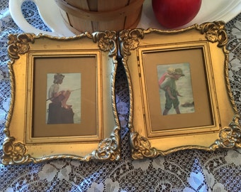Vintage Adam Albright Framed Prints