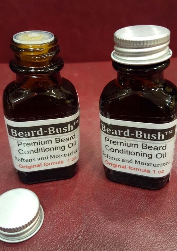 Beard Bush™ Premium Beard Conditioning Oil