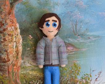 Plush Sam Winchester (Supernatural)