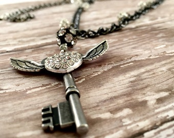 Necklace - Old Key
