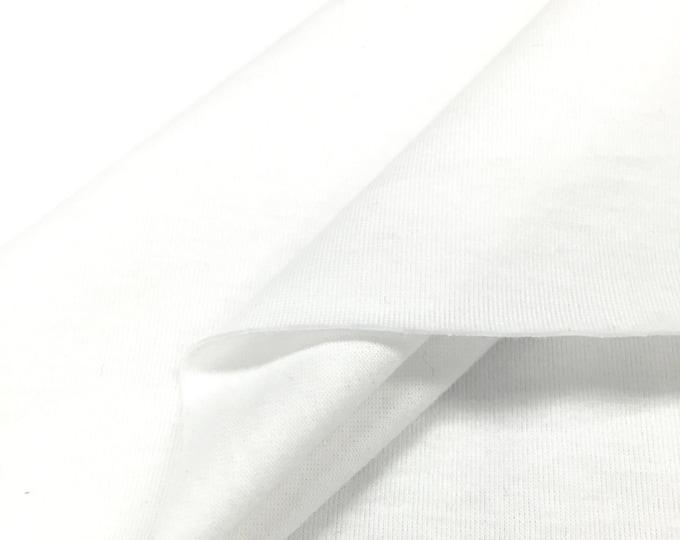 Supima Cotton Jersey Knit Fabric W/Spdx - Lightweight