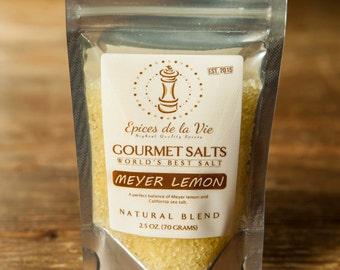 Meyer Lemon Sea Salt