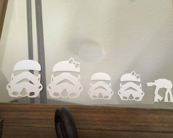 Storm Trooper Family