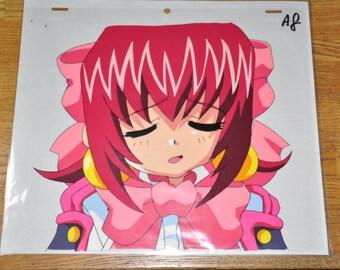 Akihabara Dennou-gumi Original Production Anime Cel