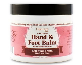 Natural Hand and Foot Balm