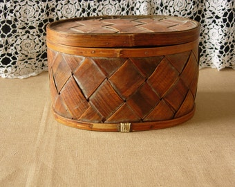 Chinese Nesting Baskets
