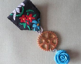 Steampunk Medal