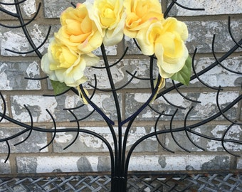 Yellow Rose of Texas Flower Crown