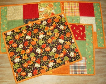 Welcome Fall placemats (set of 4)