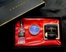 Luxury Freshwater Beluga Hybrid Caviar Gift Box 10/30/50g