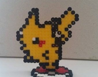8 bit Pokemon Pixel Figure