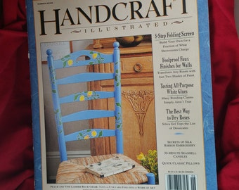 Handcraft May June 1995 Back issue