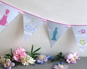 Fairy Tale Party Bunting