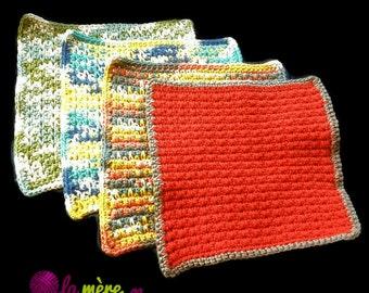MOP / dishes linens / household linens / linen / rag - large size (1 item)