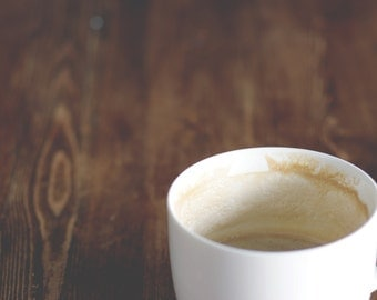 Tome 16 - Wood coffee photography