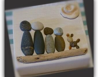 Beach Rock Families