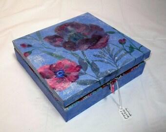 Jewellery and Memento Box