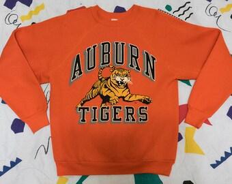 Vintage Auburn Tigers Crewneck Sweatshirt